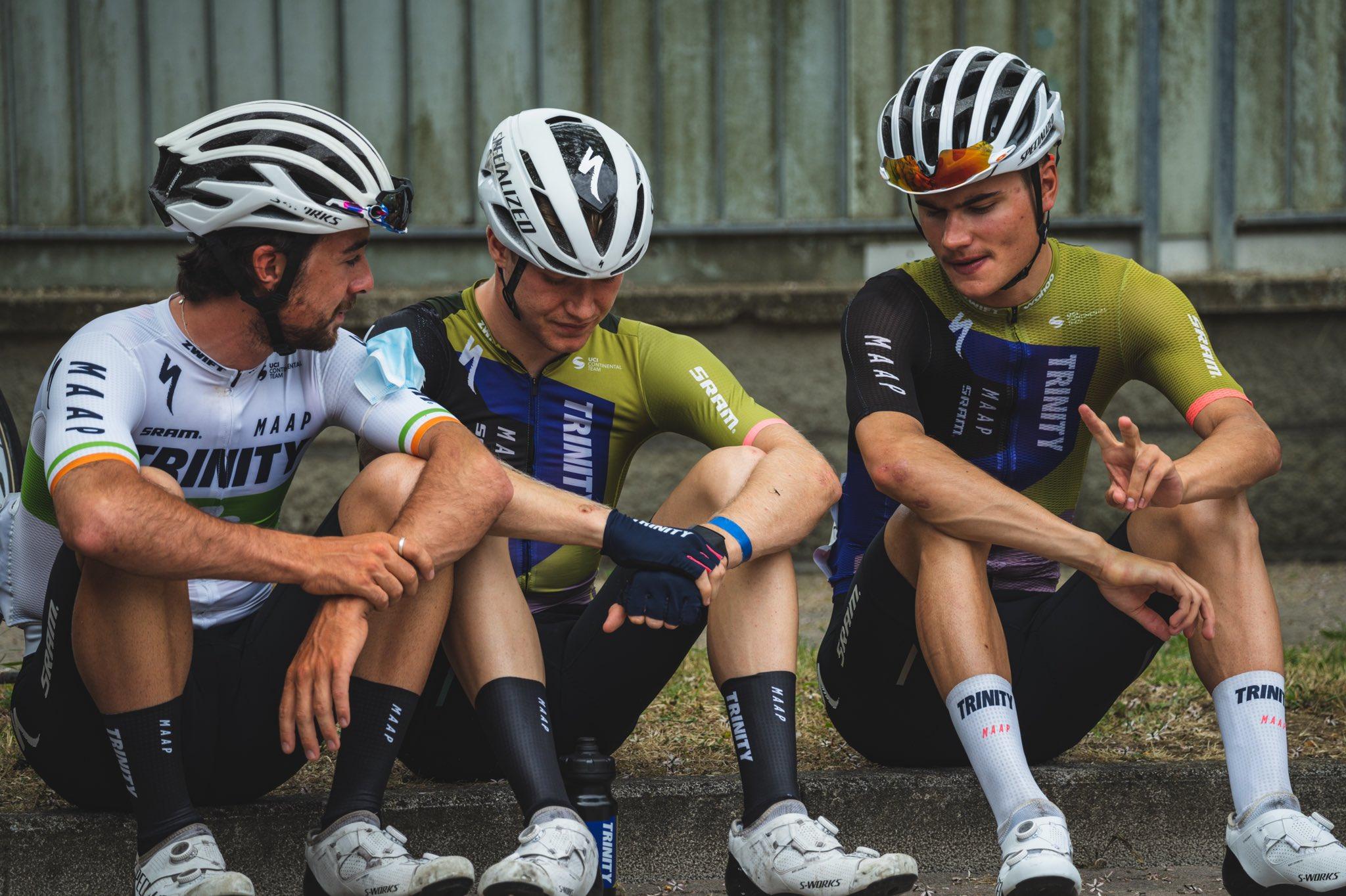baby Giro Stage 3 Trinity Racing