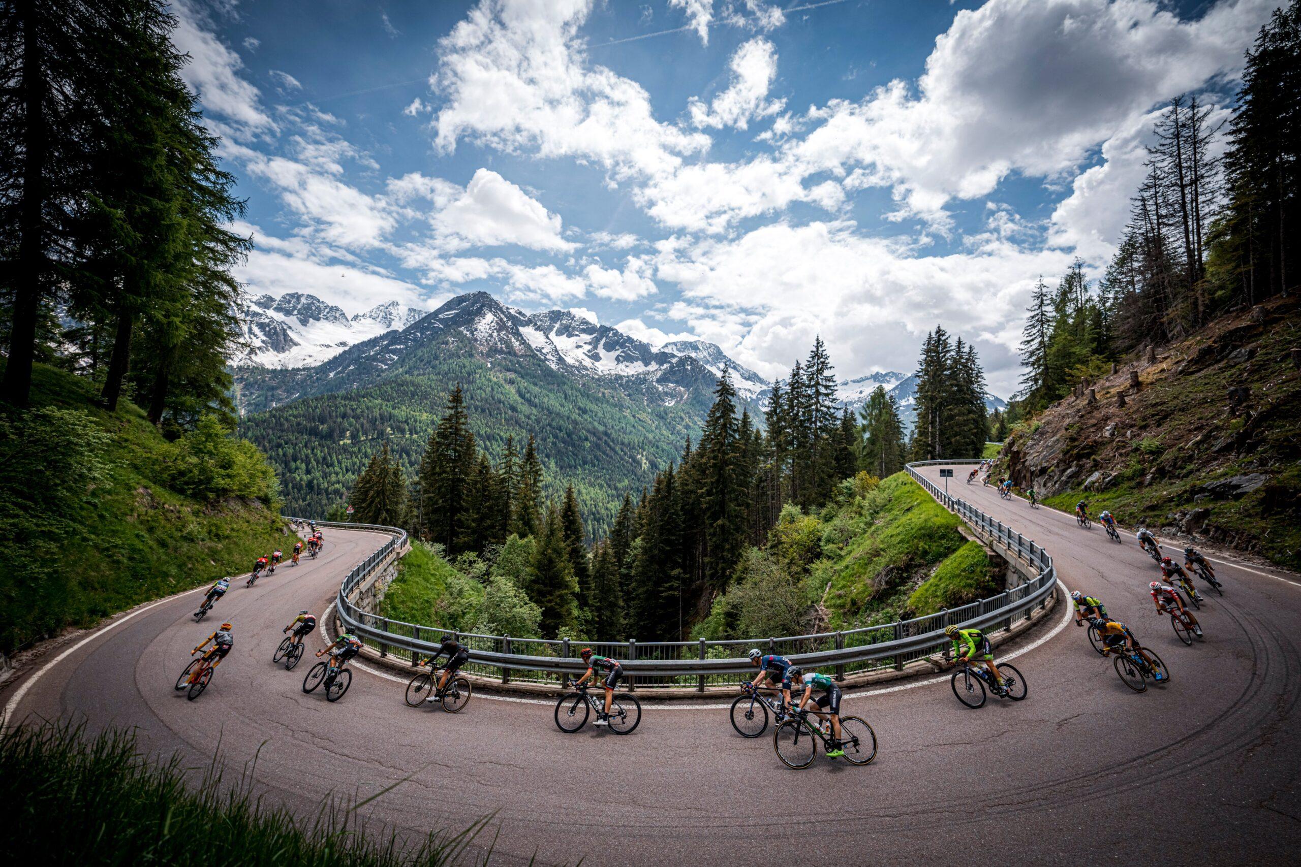 Baby Giro Stage 8 Trinity Racing