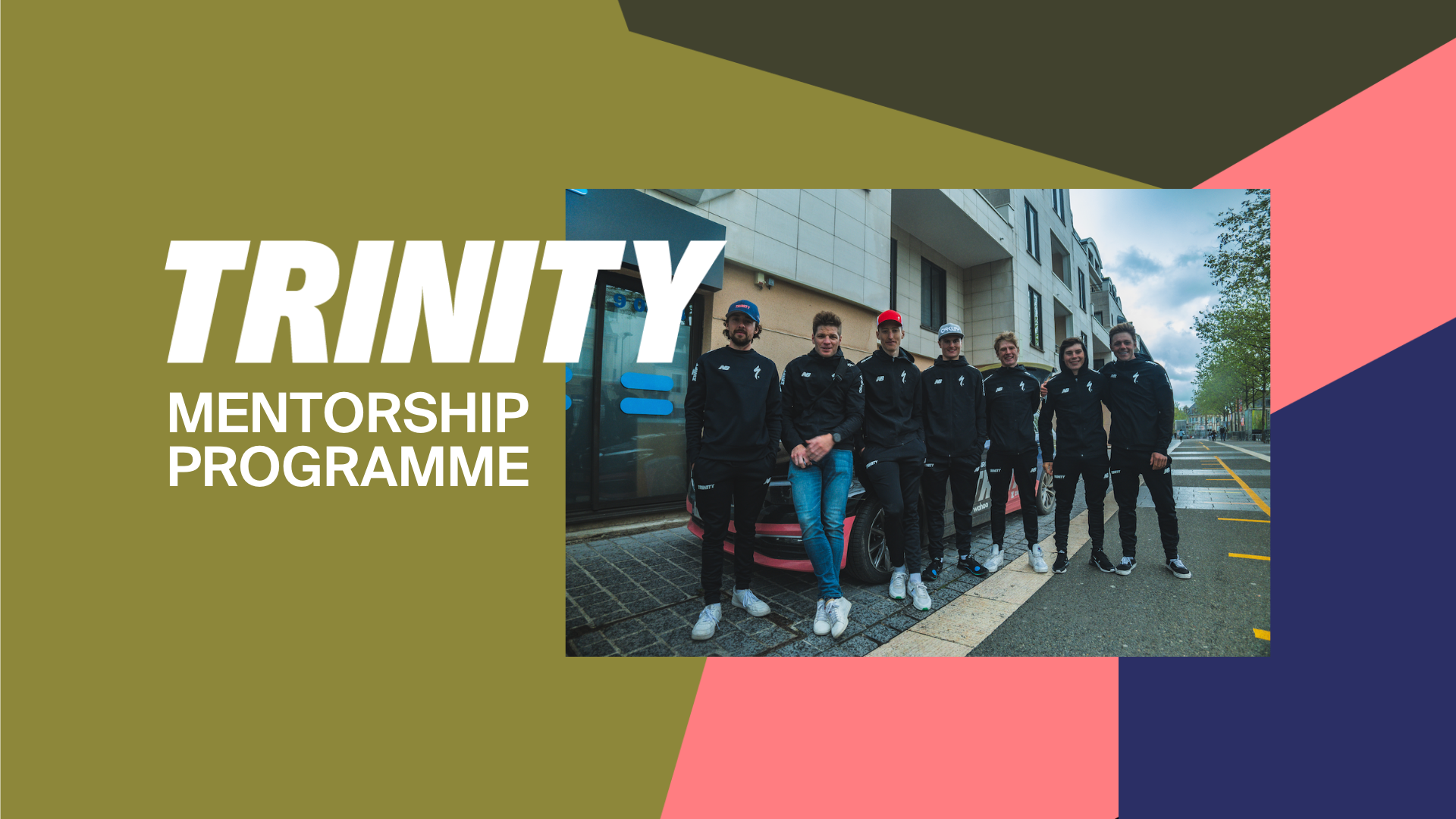 TRINITY Racing Mentorship Programme for Cyclists