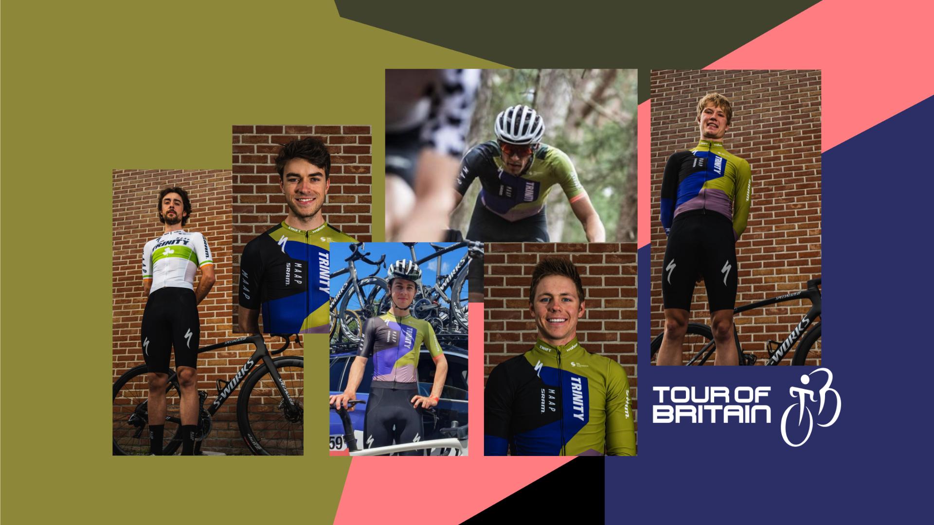 Tour of Britain TRINITY Racing 2021