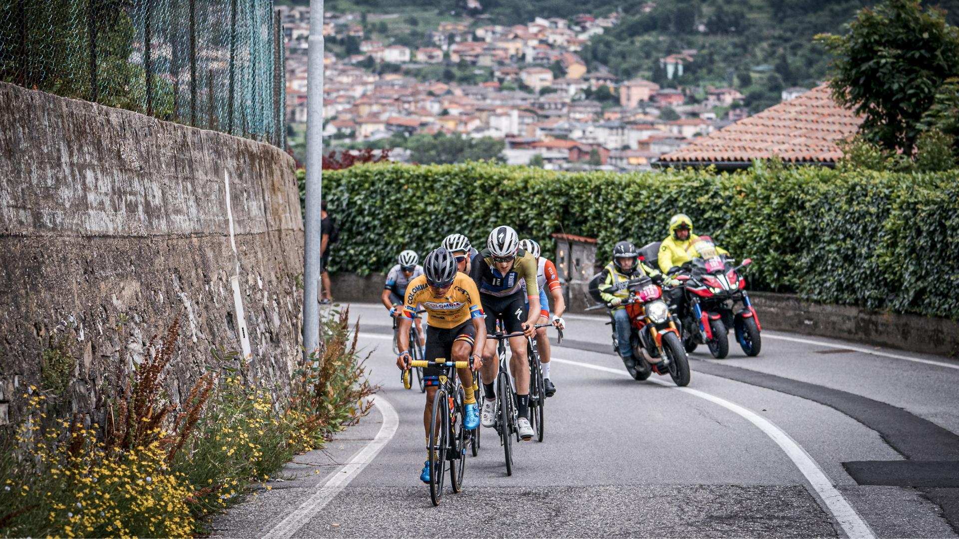 Baby Giro Stage 6
